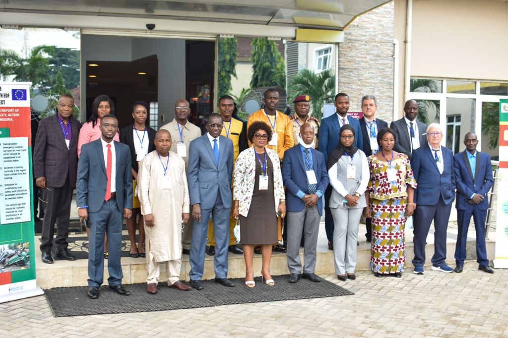 ECOWAS To Set Regional Road Safety Policy With Assistance Of EU